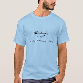 Richey's, Est. 2000 by rgknhawaii T-Shirt
