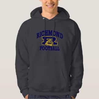 Richmond Football Dark Gray Hoodie