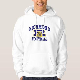 Richmond Football White Hoodie