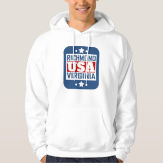 Richmond Virginia USA Hoodie