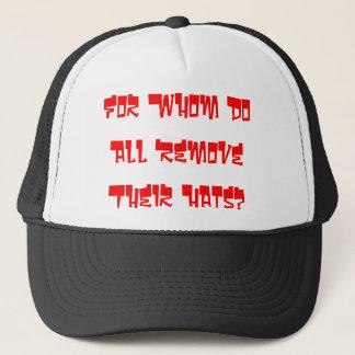 Riddle Hat? Trucker Hat