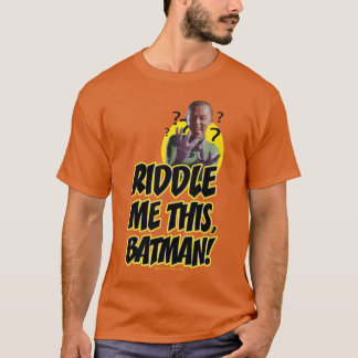 Riddle Me This Batman T-Shirt