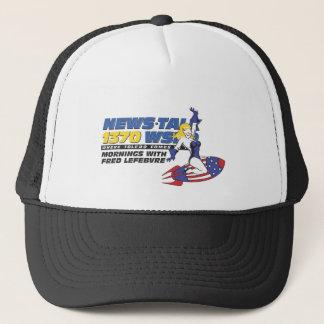 Ride the Rocket Trucker Hat