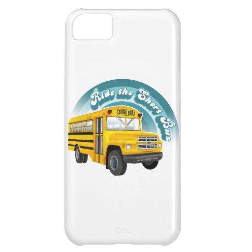 RIDE THE SHORT BUS iPhone 5C CASE