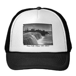 Rideau Falls, Ottawa, ON, 1869 Hat