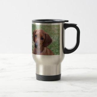 Ridgeback Puppy Travel Mug