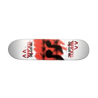 Ridin the Music 21.6 Cm Skateboard Deck