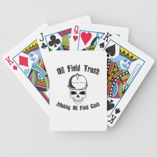 RIg Pig Mafia Bicycle Playing Cards