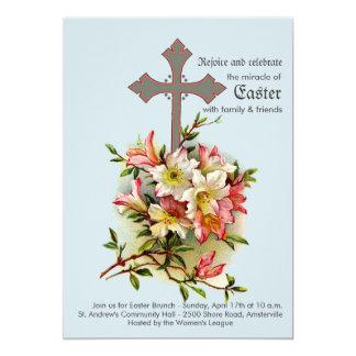 Righteous Cross Religious Invitation