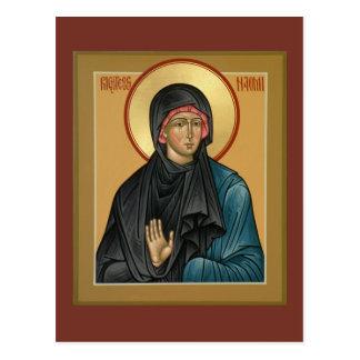 Righteous Naomi Prayer Card Postcard