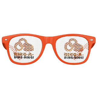 Ring-a-Ding-Ding Funny Bachelorette Party Favor Retro Sunglasses