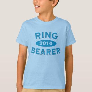Ring Bearer Blue Arc 2010 T-Shirt