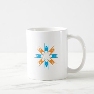 Ring of Happy Humanists Mugs