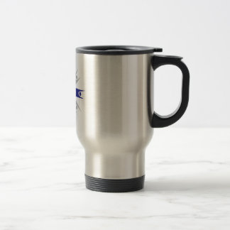 Ring of Humanists Stainless Steel Travel Mug