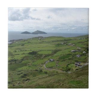 Ring Of Kerry Ireland Irish Ocean View Tile
