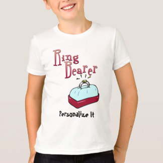 Ringbearer Favors and Tee Shirts