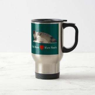 Ringed Seal Coffee Mugs
