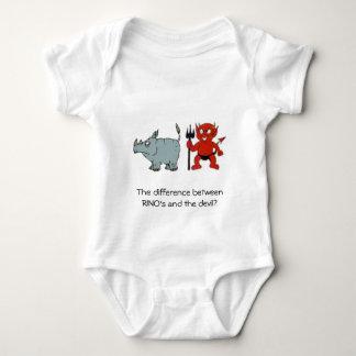 RINO Republicans Baby Bodysuit