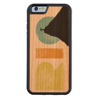 Rio de Janeiro, Brasil Carved Cherry iPhone 6 Bumper Case