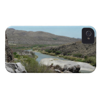 Rio Grande, Texas-Landscape Case-Mate iPhone 4 Case