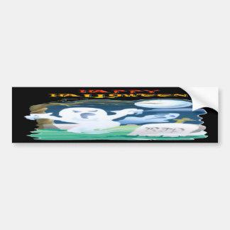 RIP Ghosts Bumper Sticker