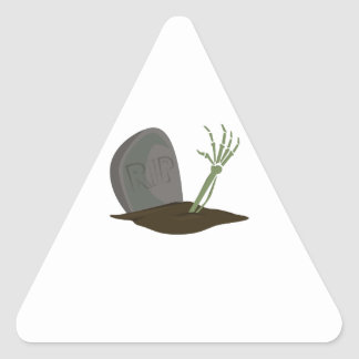 Rip Grave Stickers