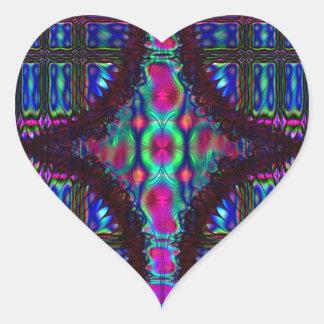 Rip Heart Sticker