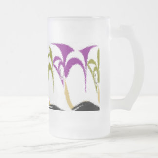 Ripple, Designs By Che Dean Frosted Glass Mug