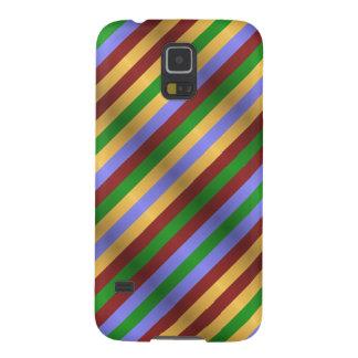 Rippled Striped Phone Case