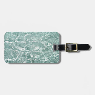 Ripples in Water Luggage Tag