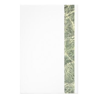 Rippling water stationery