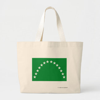 Risaralda Flag Large Tote Bag