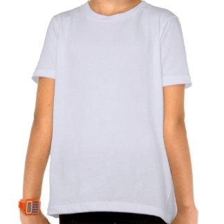 Rising Sun Calligraphy Art Tee Shirt