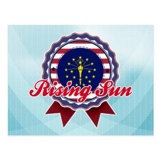 Rising Sun, IN Postcards