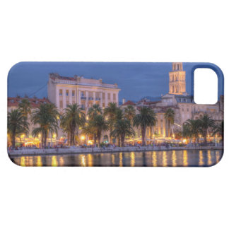 Riva waterfront, Split, Croatia iPhone 5 Cover