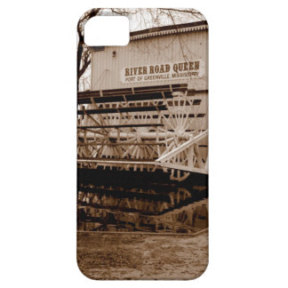 River Boat Queen Landmark iPhone 5 Cases
