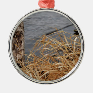 River Christmas Ornament