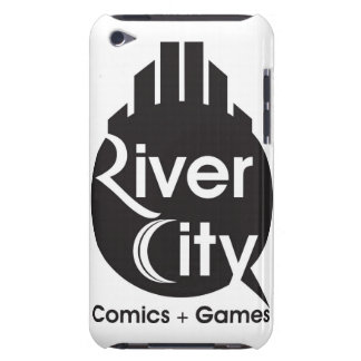 River City Comics + Games iPod Touch Cover Black