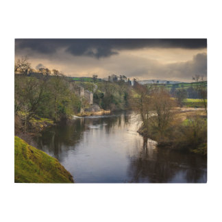 River Cottage Wood Canvases