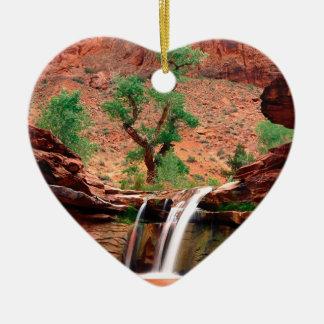 River Coyote Gulch Escalante Canyons Utah Christmas Ornament