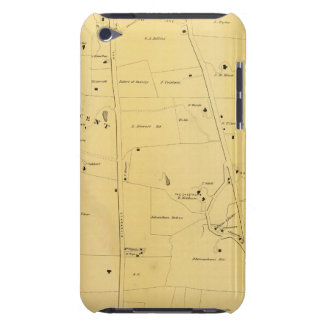 River Dale and Mt St Vincent Atlas Map Barely There iPod Case