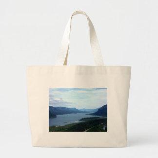 River Gorge Large Tote Bag