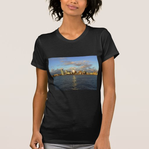 River Mersey & Liverpool Waterfront T Shirts