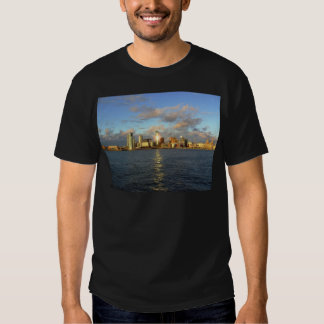 River Mersey & Liverpool Waterfront Tshirt