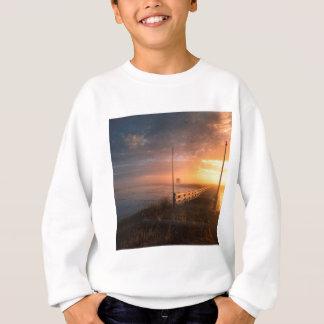 River Osborn Bridge Idaho Sweatshirt