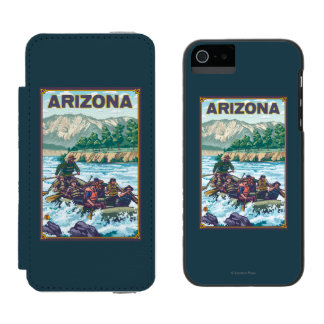 River RaftingArizona Incipio Watson™ iPhone 5 Wallet Case