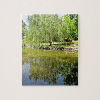 River reflections jigsaw puzzle