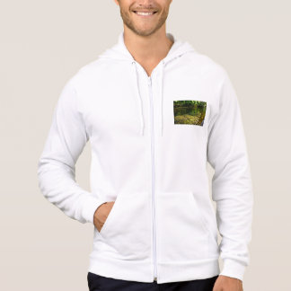 River Swale, Easby, Richmond, North Yorkshire Hoodie