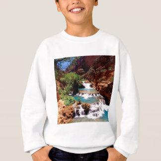 River Travertine Pools Havasu Canyon Sweatshirt