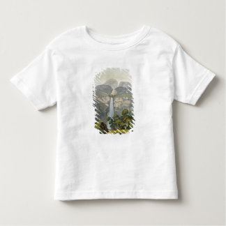 River Vinagre Waterfall, near the Puraci Volcano, Toddler T-Shirt
